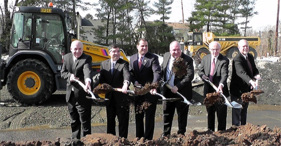 Wesmont Station Ground-Breaking