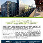 LISC - Our Investments in Transit-Oriented Development